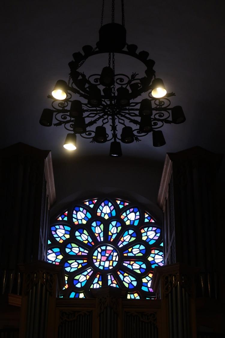 アンドラ公国 町歩き 教会