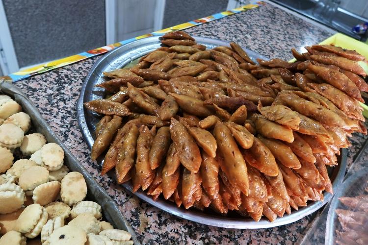 チュニジア お菓子