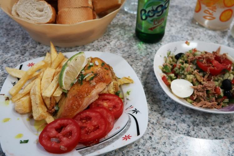チュニジア料理 チュニジアグルメ