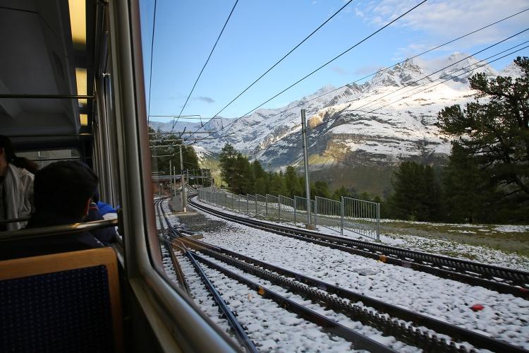 ゴルナーグラード鉄道 ツェルマット