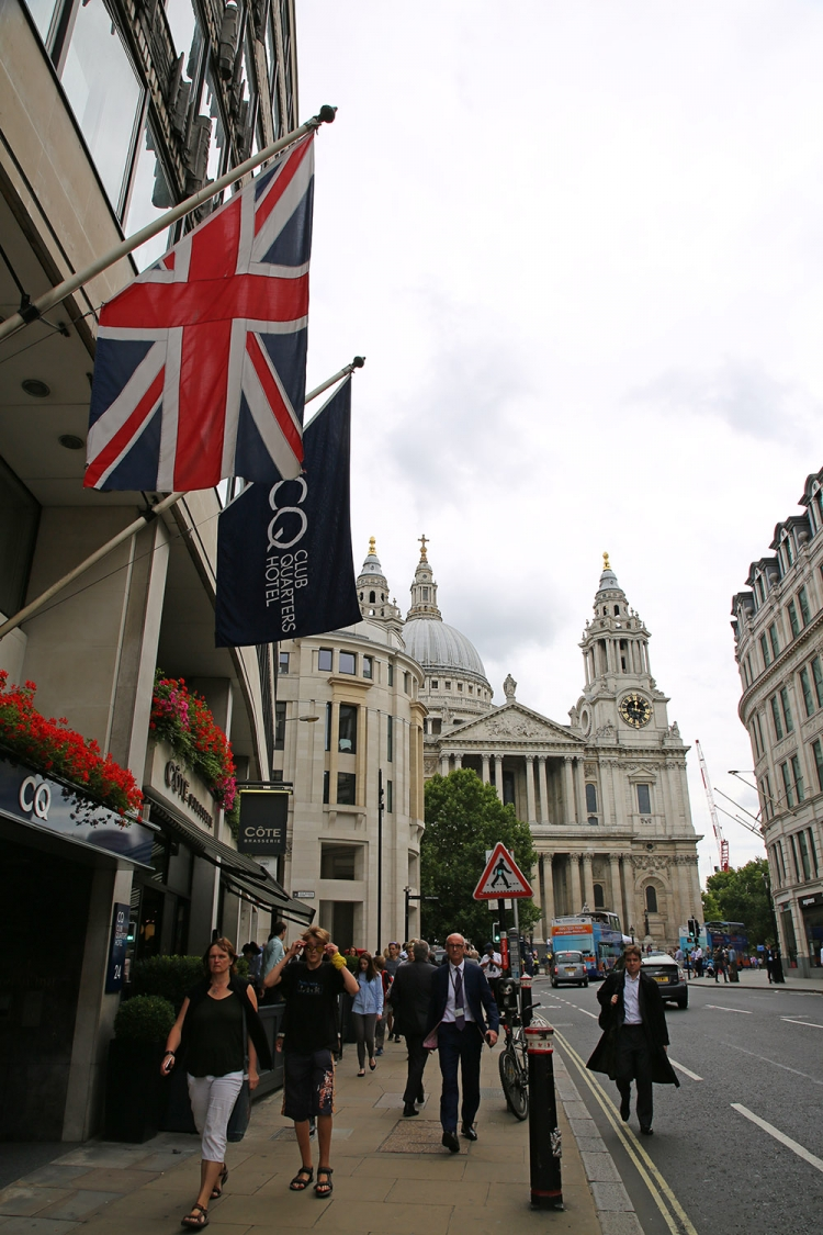 ロンドン 町歩き 散策