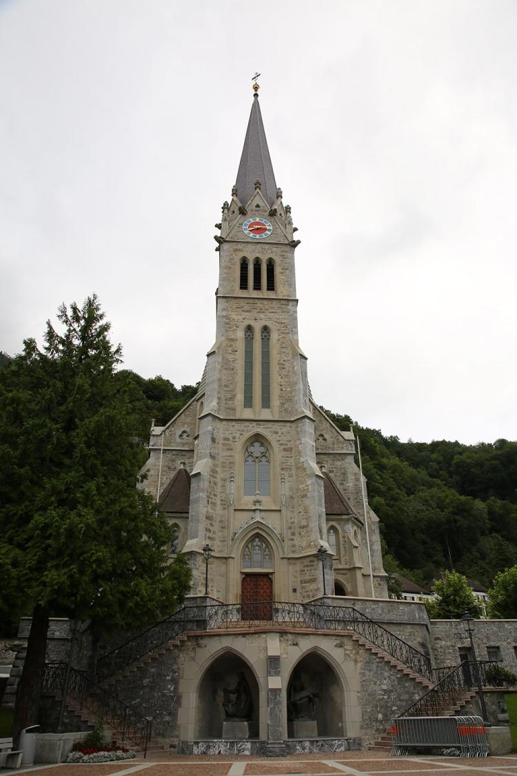 リヒテンシュタイン 教会