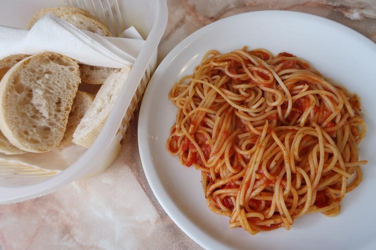 イタリア ティラノ イタリアン 食事