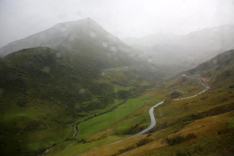 スイス 氷河特急