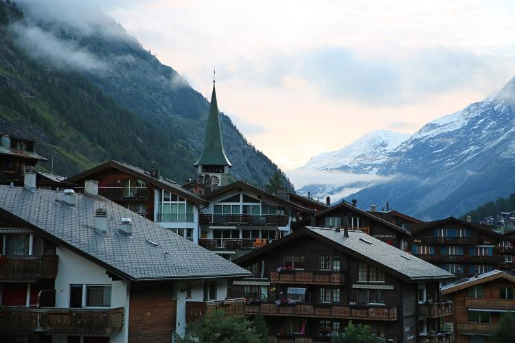 スイス ツェルマット 観光