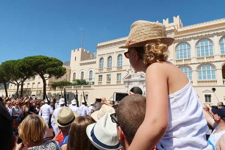 モナコ公国 大公宮殿