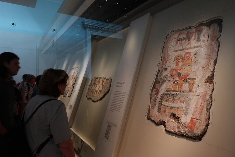 ロンドン 大英博物館 泥棒博物館