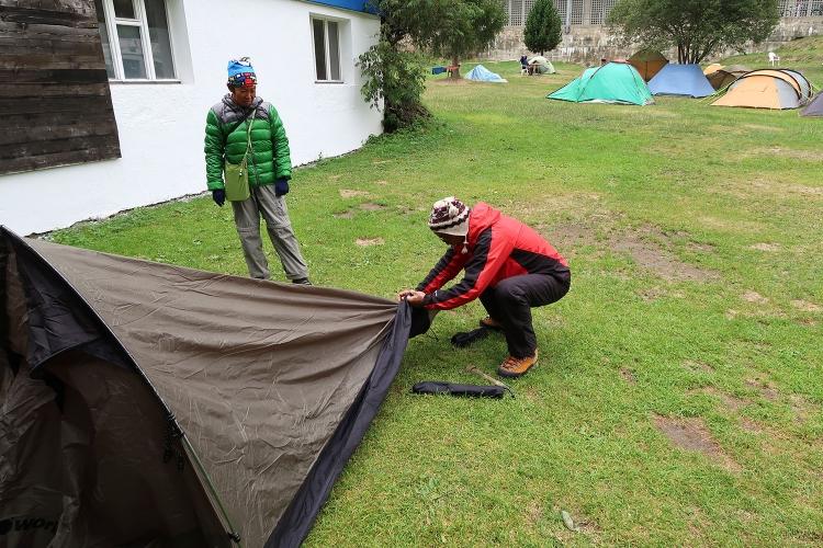 ツェルマット キャンプサイト