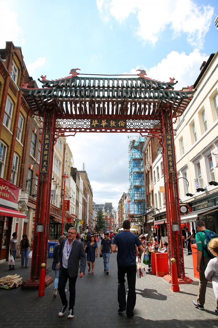 ロンドン 町歩き 観光