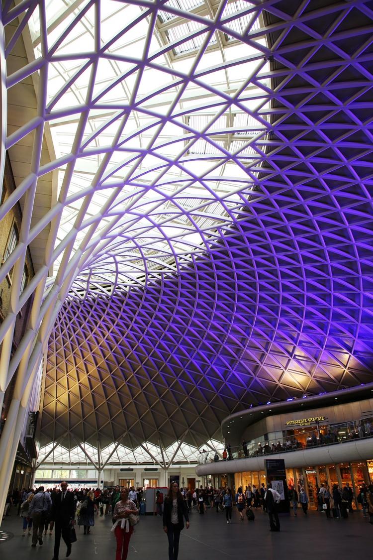 キングスクロス駅 ロンドン
