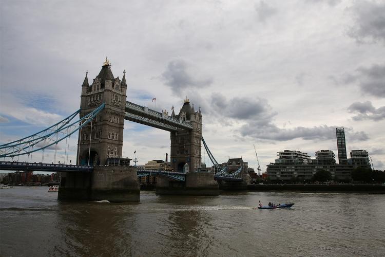 ロンドン タワー・ブリッジ