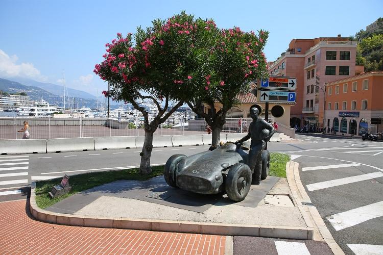 モナコ公国 F1