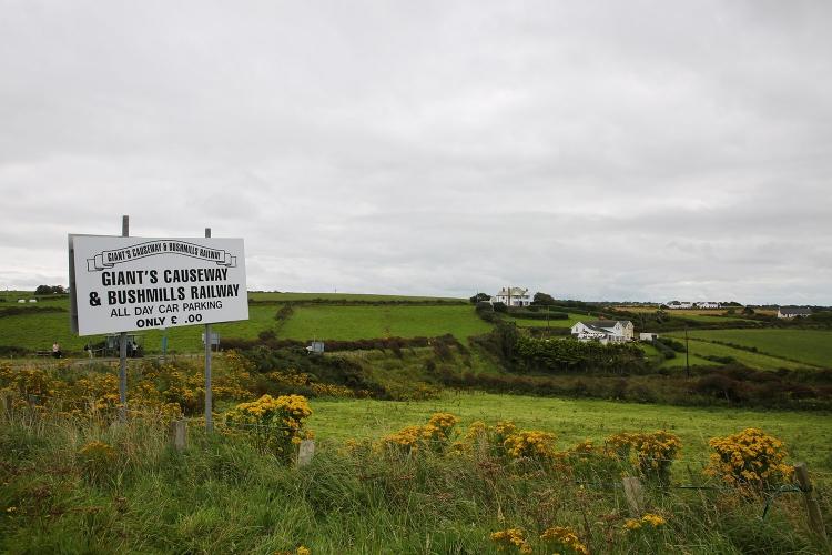 北アイルランド ブッシュミルズ