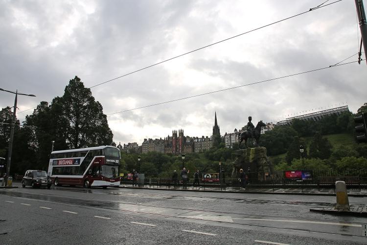 エディンバラ スコットランド 観光