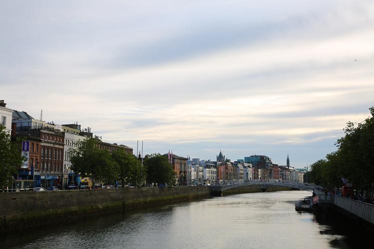 ダブリン アイルランド
