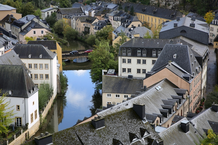 ルクセンブルク 観光