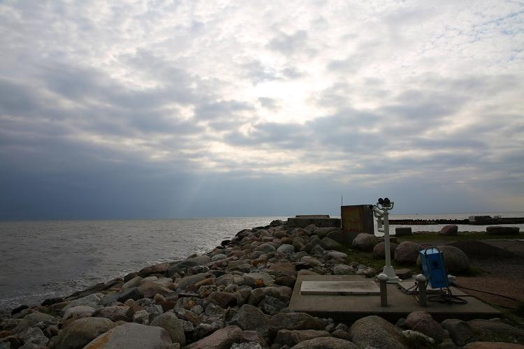 スウェーデン 最南端 SMYGEHUK