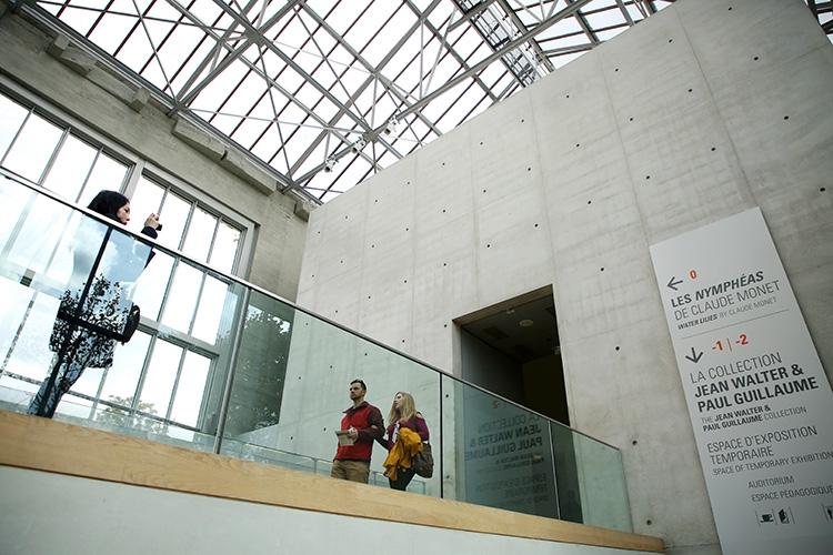 オランジュリー美術館 パリ