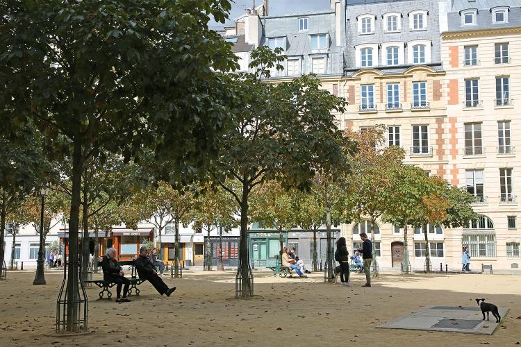パリ シテ島 観光