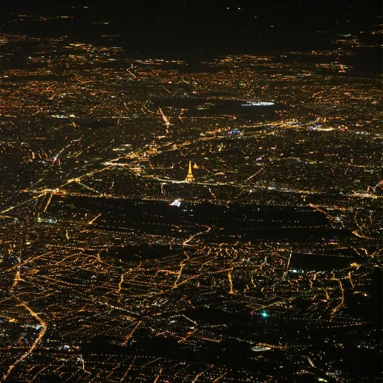 パリ 夜景