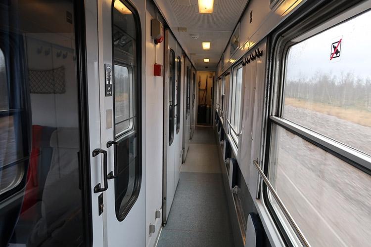 スウェーデン 列車 電車