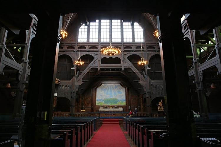 キルナ 教会 スウェーデン
