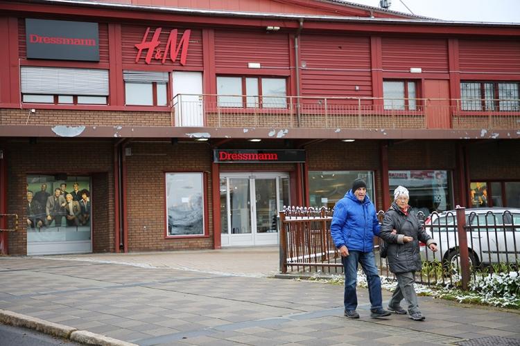 キルナ H&M スウェーデン