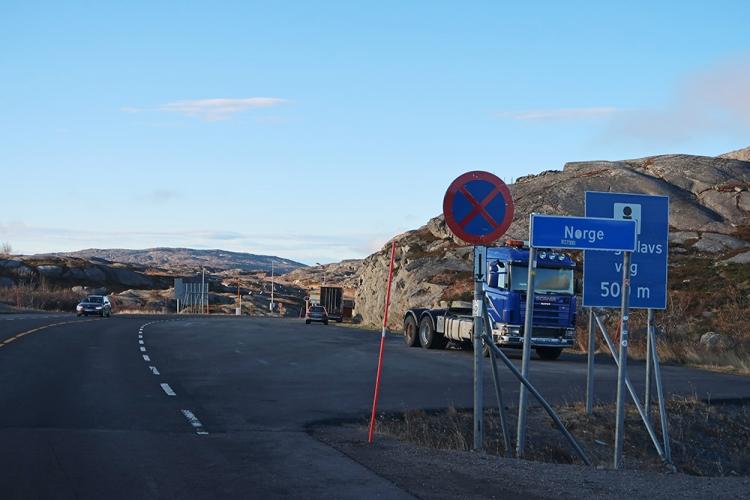 レンタカー 越境 スウェーデン ノルウェー