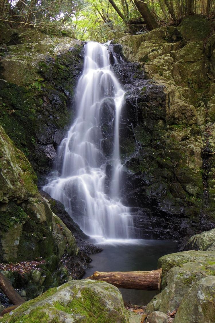 七重の滝 福智山 登山