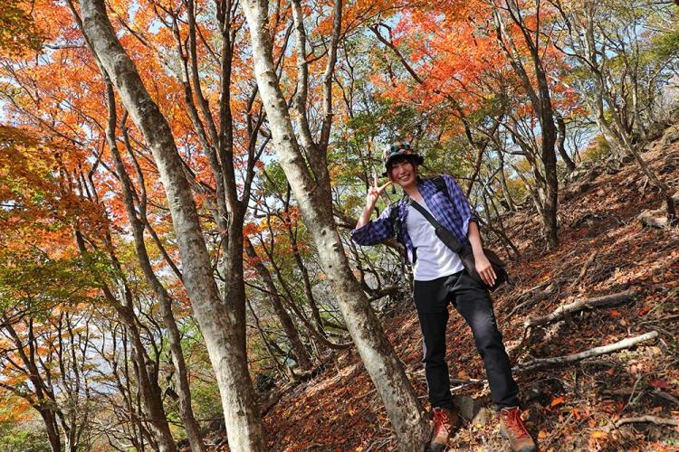 鶴見岳 大分県 登山