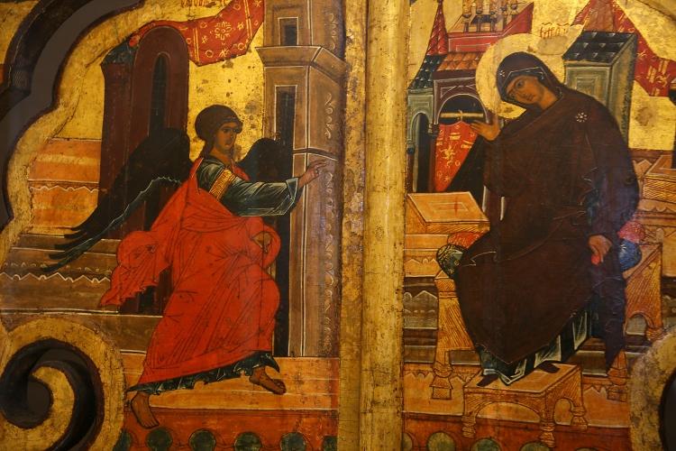 イコン ロシア 教会