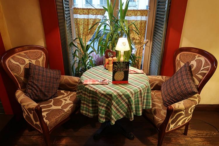 サンクトペテルブルク おすすめレストラン gosti