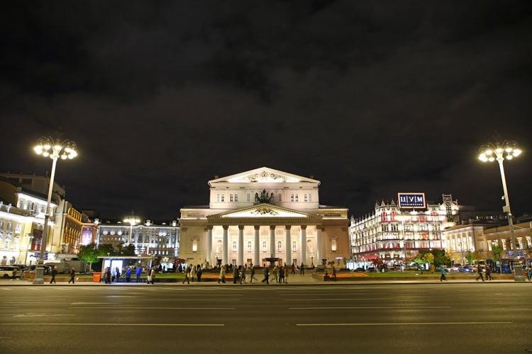 ボリショイ劇場 モスクワ