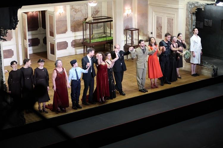 ボリショイ劇場 モスクワ オペラ アルチーナ