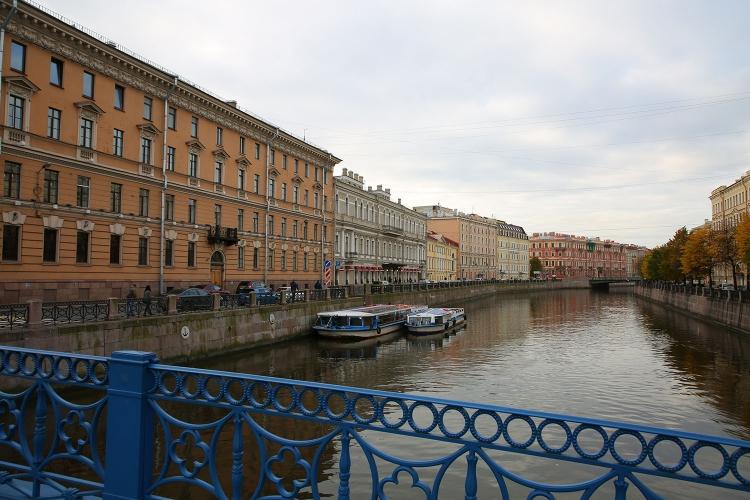サンクトペテルブルク 街並み