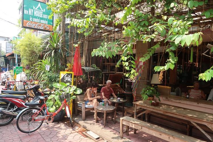 カオサン バンコク タイ