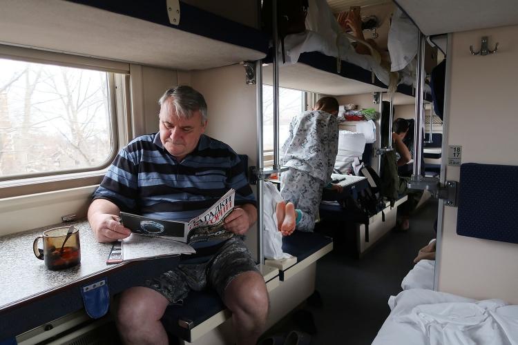 シベリア鉄道 過ごし方