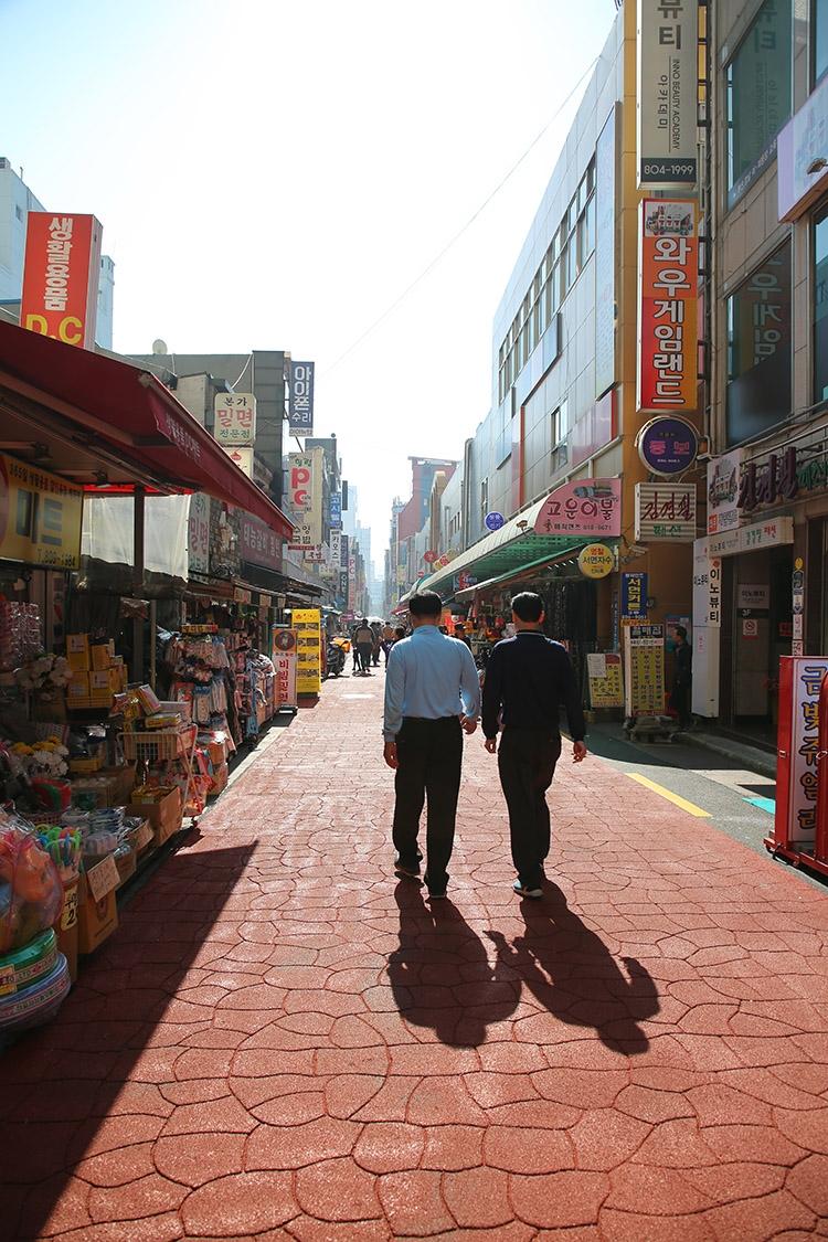 釜山 韓国 旅行 食べ歩き