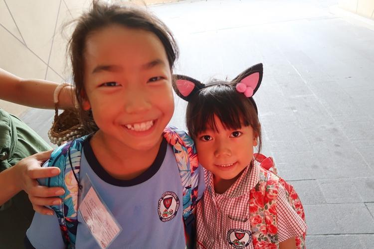 海外移住 子ども インタナショナルスクール