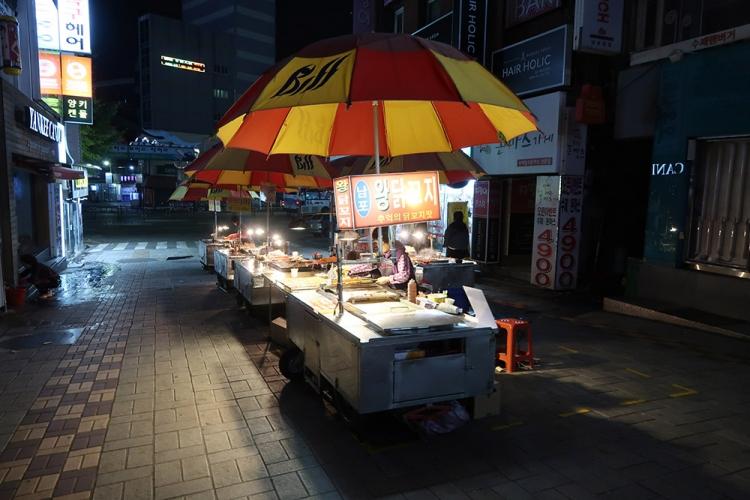 釜山 グルメ旅 食べ歩き 屋台