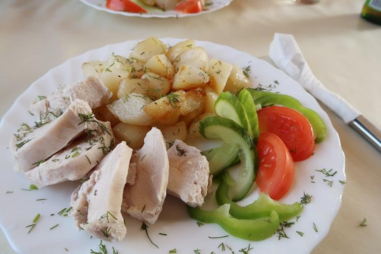 シベリア鉄道 食堂車両 レストラン