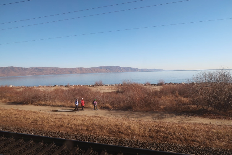 シベリア鉄道 バイカル湖 世界遺産