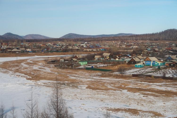 シベリア鉄道 モスクワからウラジオストクへ