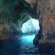 青の洞窟で、この旅最大のピンチ到来!