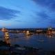 ブダペストでロマンチック夜景デート